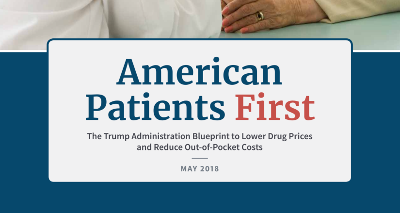 Trump Administration's Blueprint to Address Drug Prices